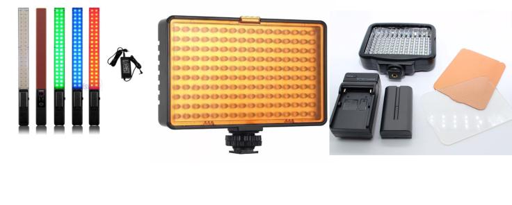 Iluminação para Fotografia fotos