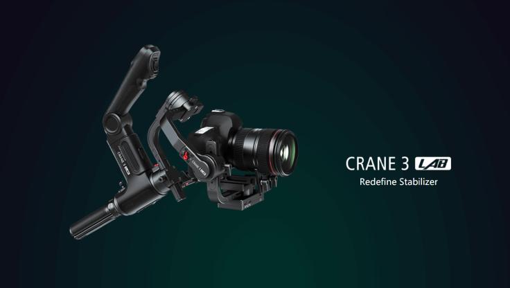 Crane lab 3 estabilizador