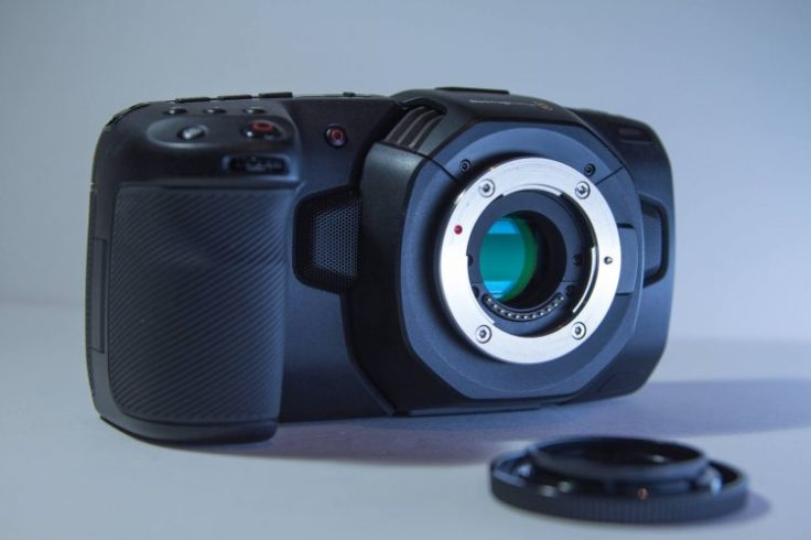 Pocket filmadora 4k