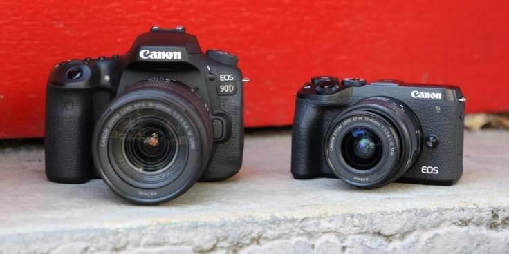 Cameras_90 d e m6