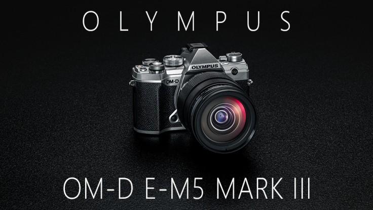 Foto olympus_om-d_e-m5_mark-iii-mirrorless